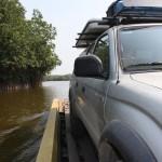 Guatemala to El Salvador Border Crossing