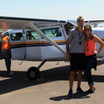 Ground shaking adventures in Nazca Peru