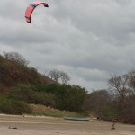 Bahia de Salinas – in pursuit of kiting