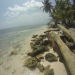 From Panama to Colombia, sailing the San Blas Islands
