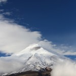 Volcán Cotopaxi – eat your hearts out Seattleites